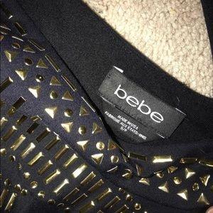 Bebe dress size s